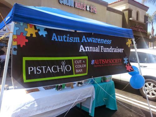 Annual Pistachio Autism Awareness