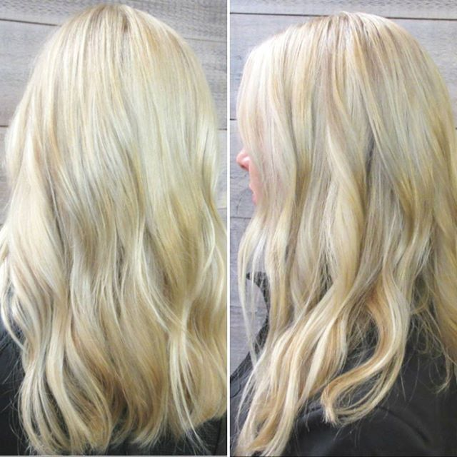 Wondering how you can achieve this beautifully undone, piecey look? Aveda's Texture Tonic is your answer! Apply on damp or dry hair from mid-lengths to ends and air-dry, or blow-dry to enhance your natural texture.