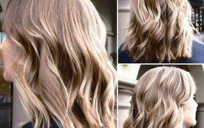 Beautifully blended highlights!