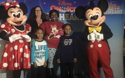 Disney On Ice Treats San Diego's Autistic Kids To Magical Moment