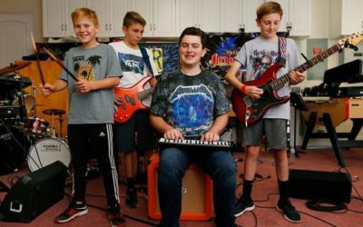 Poway Teen with Autism Heading to Carnegie Hall