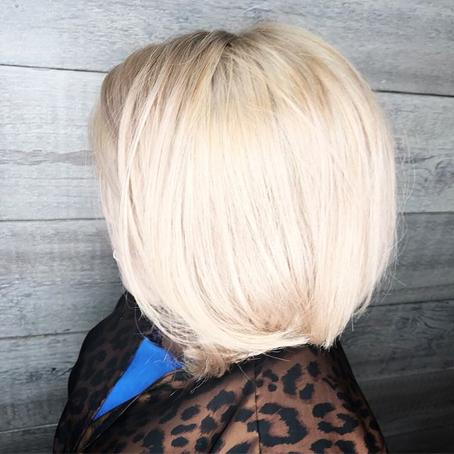 This new guest came to us in need of a color correction and our Aveda Artists killed it! Bye bye purple, hello blonde! Swipe to view the before._________________________________#instahair #instabeauty #atthesalon #salonlife #hair #hairspiration #hairsalon #haircolor #hairstyles #hairstyling #haircut #carlsbad #sandiego #sandiegohair #carlsbadhair #aveda #avedacolor #avedaproducts #avedaartist #smellslikeaveda #highlights #avedademiplus #dimension #avedaglobalartist #colorcorrection #smoothinfusion #aircontrol #blonde