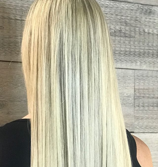 A busy Saturday and another beautiful blonde!