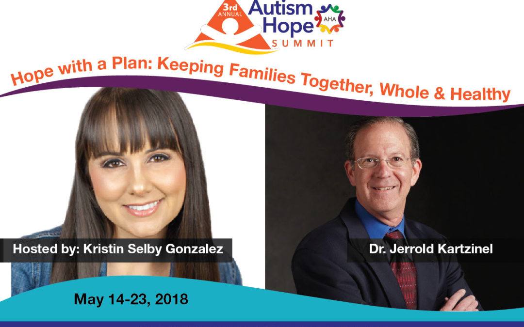 What If You Had A Plan to Reclaim Your Child's Health (and Your Own Life) From Autism?