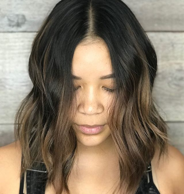 We are loving AVEDA's Demi + ; it helps create a long lasting color and shine for all of our guests.