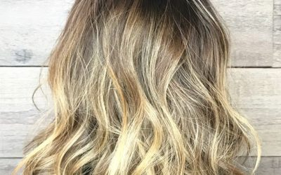 We love a good challenge! Color correction on at-home highlights.