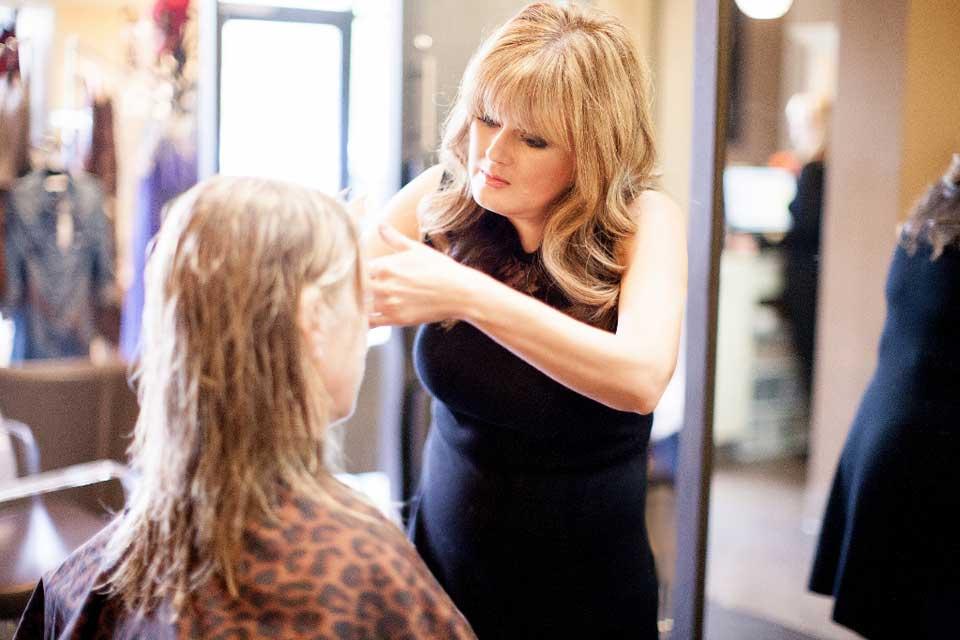 Pistachio Gallery Hair Salon In Carlsbad
