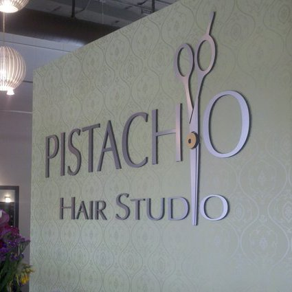 Pistachio's Reception Wall gets a Facelift!
