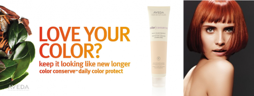 Aveda's Color Conserve Daily Protect