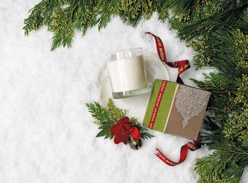 Give a gift of comfort and light to someone special this year!!!