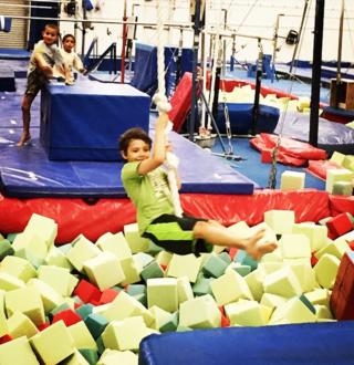 Pistachio Sponsors Autism Society's Gym Nights