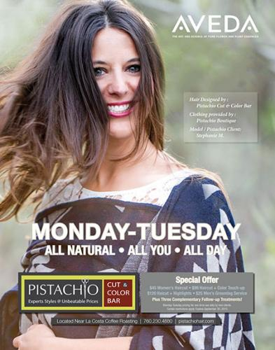 tuesday haircut special monday tuesday special pistachio cut amp color bar 4666 | PPR InPlaza Monday Tuesday HR 0