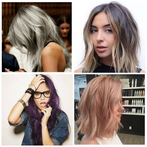 When it comes to hair color trends…
