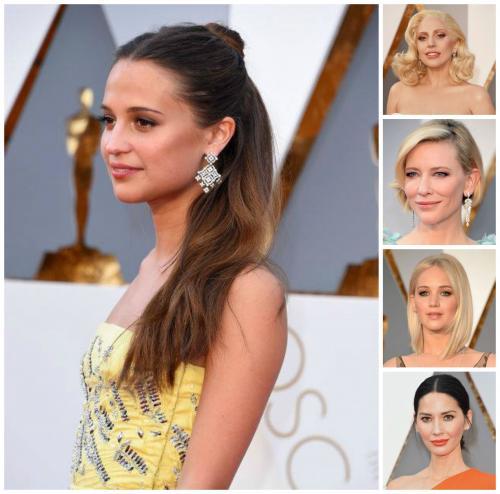 Oscars Hair Achievements