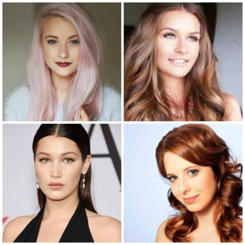 Hottest Hair Colors for this Fall !!!!!