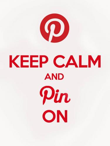 We're Pinning!