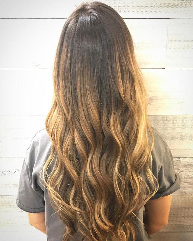 Beautifully hand painted balayage! _______________________________#instahair #instabeauty #atthesalon #salonlife #hair #hairspiration #hairsalon #haircolor #hairstyles #hairstyling #haircut #carlsbad #sandiego #sandiegohair #carlsbadhair #aveda #avedacolor #avedaproducts #avedaartist #smellslikeaveda #balayage #balayagehighlights