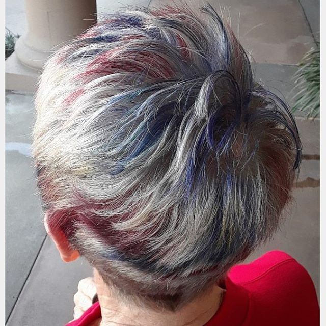 Spice up your holidays with a pop of #AvedaColor!