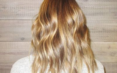 Double-tap of you are in love with this warm blonde #AvedaColor!