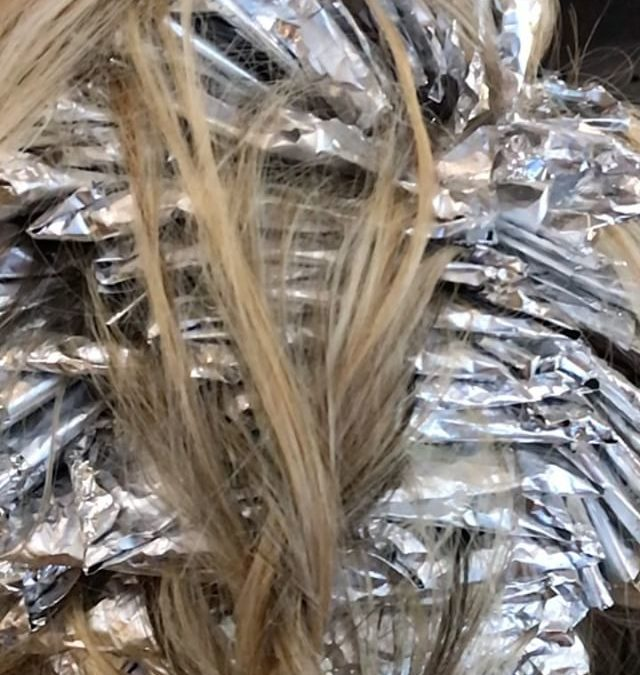 Can you guess how many foils there are? Leave a comment below!