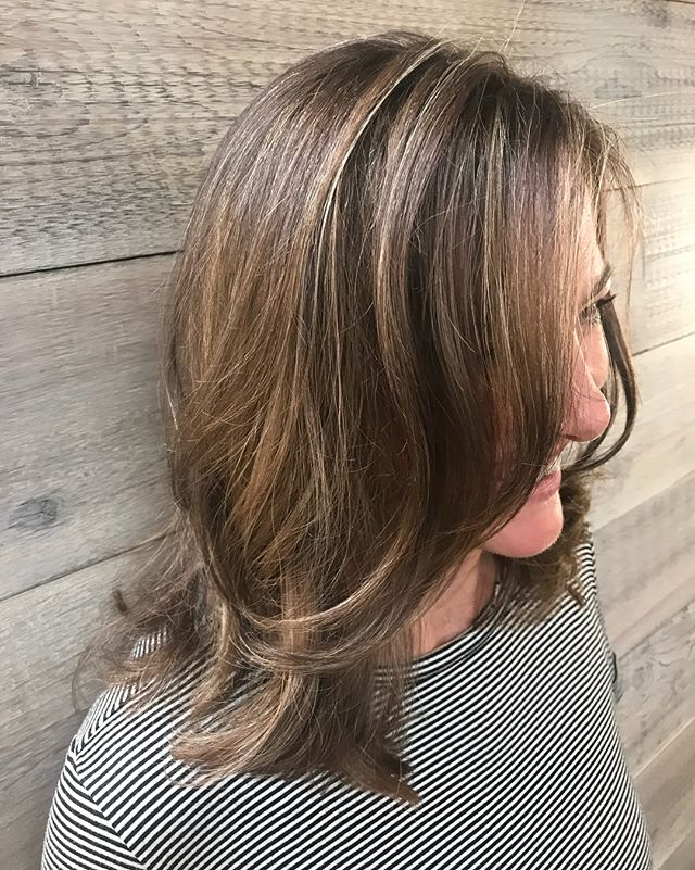 That smile says everything! When you love your hair, it shows! _________________________________ #instahair #instabeauty #atthesalon #salonlife #hair #hairspiration #hairsalon #haircolor #hairstyles #hairstyling #haircut #carlsbad #sandiego #sandiegohair #carlsbadhair #aveda #avedacolor #avedaproducts #avedaartist #smellslikeaveda
