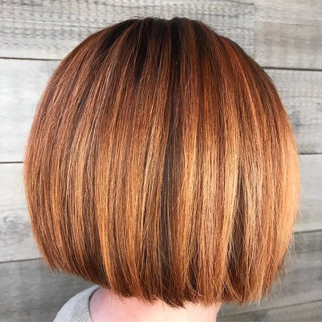 Ginger Spice ?️ Base formula= 30g IB + 10g 4N + 16g Pure VioletFoilyage 2 Pale YellowGlaze= 40g 0N Clear+ 2g Pure Pigment Orange+ 2g Pure Red_________________________________#instahair #instabeauty #atthesalon #salonlife #hair #hairspiration #hairsalon #haircolor #hairstyles #hairstyling #haircut #carlsbad #sandiego #sandiegohair #carlsbadhair #aveda #avedacolor #avedaproducts #avedaartist #smellslikeaveda #ginger #highlights #avedademiplus #dimension #michaelianblack #gingerspice #smoothinfusion #texturetonic #aircontrol