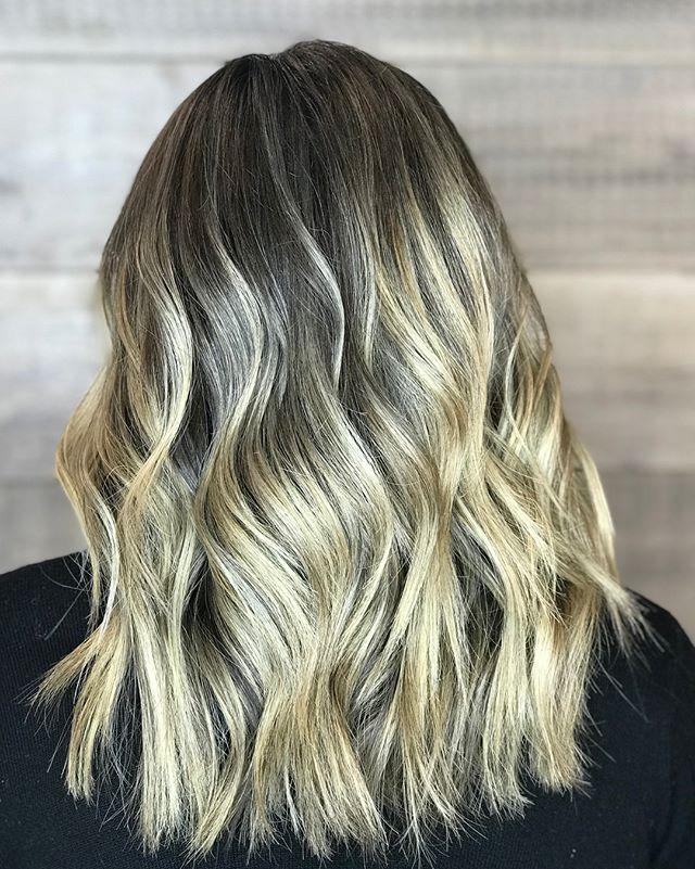Reverse balayage for a soft blend _______________________________#instahair #instabeauty #atthesalon #salonlife #hair #hairspiration #hairsalon #haircolor #hairstyles #hairstyling #haircut #carlsbad #sandiego #sandiegohair #carlsbadhair #aveda #avedacolor #avedaproducts #avedaartist #smellslikeaveda #highlights #avedademiplus #shinetreatment #avedaglobalartist #hairshine #demiplus #avedashine #blonde #brunette #fashioncolor