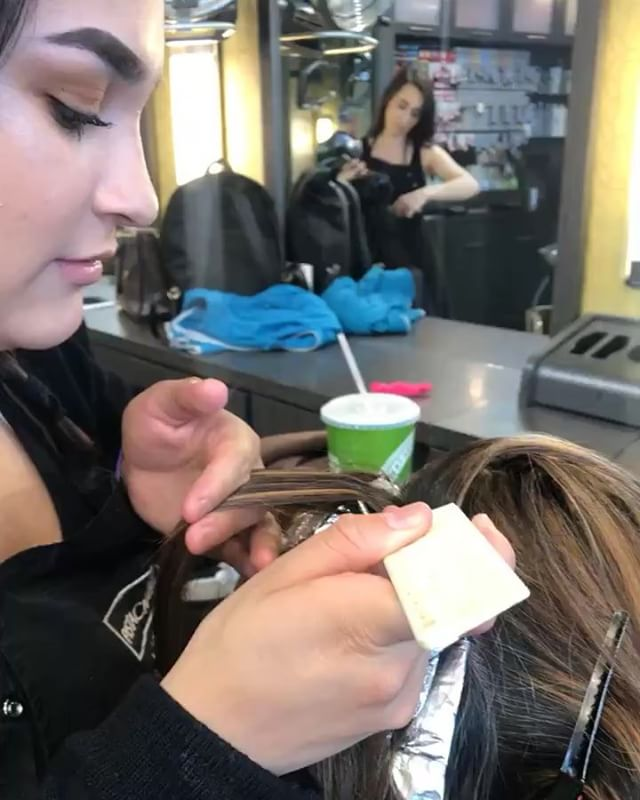 Happy Mother's Day!!! We are busy bees this weekend, making sure our moms look and feel beautiful!_______________________________#instahair #instabeauty #atthesalon #salonlife #hair #hairspiration #hairsalon #haircolor #hairstyles #hairstyling #haircut #carlsbad #sandiego #sandiegohair #carlsbadhair #aveda #avedacolor #avedaproducts #avedaartist #smellslikeaveda #highlights #avedademiplus #shinetreatment #avedaglobalartist #demiplus #avedashine #giftcard #mothersday