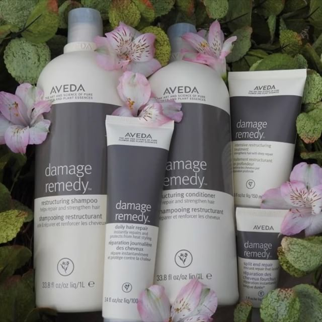 Our first step by step video on Avedas Damage Remedy line. Hope you enjoy?‍♀️?