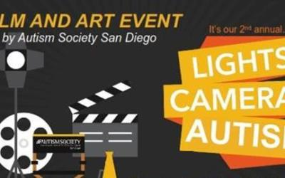 Lights! Camera! Autism! A Film and Art Event