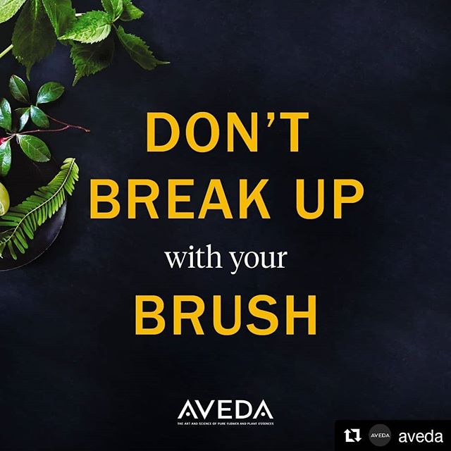 Seeing more hair in your favorite brush can be a huge bummer. But don't be all  for long — use #Invati Advanced for fuller hair, NOT a fuller brush.___________________________#instahair #instabeauty #atthesalon #salonlife #hair #hairspiration #hairsalon #haircolor #hairstyles #hairstyling #haircut #carlsbad #sandiego #sandiegohair #carlsbadhair #aveda #avedacolor #avedaproducts #avedaartist #smellslikeaveda #crueltyfree #botanicals #knowwhatyouremadeof #plazapaseoreal #invati #avedapaddlebrush