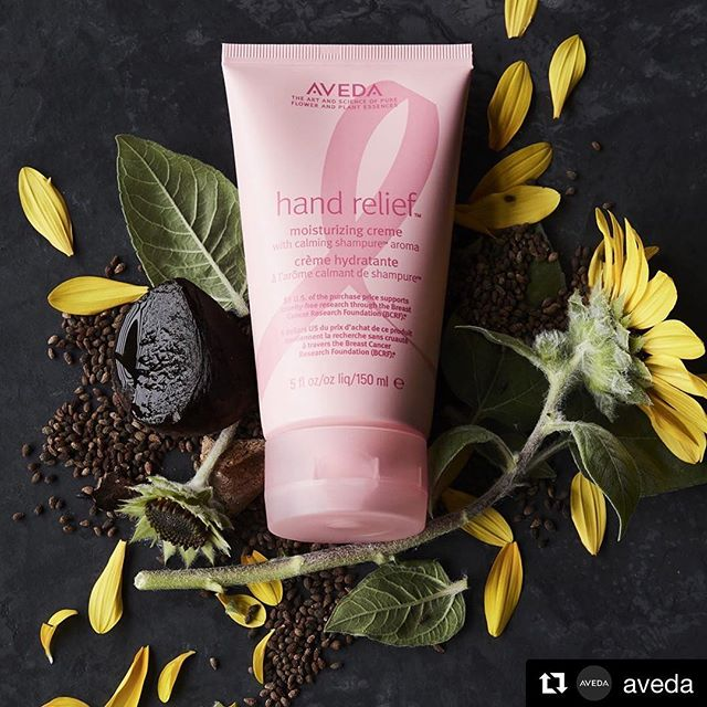Did you know that you've helped us donate over $4.25 million to the Breast Cancer Research Foundation? Since 2001, we've helped support #crueltyfree research to help find a cure — and we couldn't have done it without YOU! This year, pick up the limited-edition Hand Relief with Shampure aroma to feel good AND do good.
