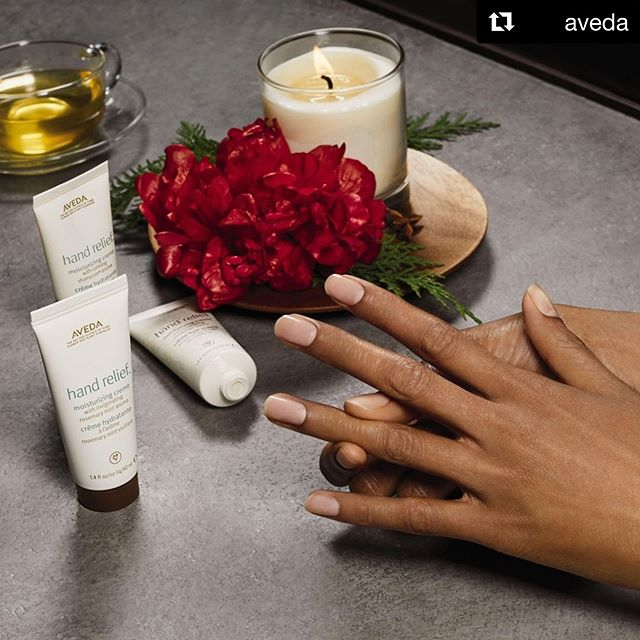 #Repost @aveda with @get_repost・・・Soft hands = happy hands. Keep yours feeling moisturized no matter where your holiday journey takes you with our adorable travel-size Hand Relief trio in three iconic aromas: Shampure, Rosemary Mint and Candrimā.___________________________#instahair #instabeauty #atthesalon #salonlife #hair #hairspiration #hairsalon #haircolor #hairstyles #hairstyling #haircut #carlsbad #sandiego #sandiegohair #carlsbadhair #aveda #avedacolor #avedaproducts #avedaartist #smellslikeaveda #crueltyfree #botanicals #knowwhatyouremadeof #plazapaseoreal#GiveAveda #repost @aveda