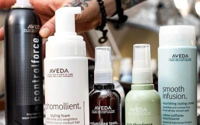 Every hairstyle at #NYFW and beyond is possible when you've got styling products that are versatile — products that work just as well together as they do on their own. Shout out your favorites!___________________________#instahair #instabeauty #atthesalon #salonlife #hair #hairspiration #hairsalon #haircolor #hairstyles #hairstyling #haircut #carlsbad #sandiego #sandiegohair #carlsbadhair #aveda #avedacolor #avedaproducts #avedaartist #smellslikeaveda #crueltyfree #botanicals #repost @aveda #plazapaseoreal