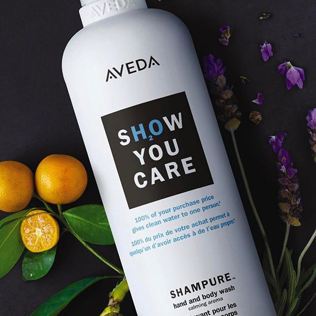 One bottle gives one person clean water. It's as easy as that. Learn more at the link in our bio. #AvedaCleanWater #EarthMonth___________________________#instahair #instabeauty #salon #hair #hairspiration #hairsalon #haircolor #hairstyles #hairstyling #haircut #carlsbad #sandiego #sandiegohair #carlsbadhair #aveda #avedacolor #avedaproducts #avedaartist #smellslikeaveda #crueltyfree #botanicals #knowwhatyouremadeof #avedamission#plazapaseoreal #repost @aveda