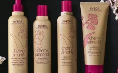 Feel sweet and soft from head to toe with the entire #CherryAlmond family: Softening Shampoo and Conditioner, Body Lotion and Hand & Body Wash!___________________________#instahair #instabeauty #salon #hair #hairspiration #hairsalon #haircolor #hairstyles #hairstyling #haircut #carlsbad #sandiego #sandiegohair #carlsbadhair #aveda #avedacolor #avedaproducts #avedaartist #smellslikeaveda #crueltyfree #botanicals #knowwhatyouremadeof #avedamission #plazapaseoreal #mothersday