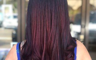Purple Haze___________________________#instahair #instabeauty #salon #hair #hairspiration #hairsalon #haircolor #hairstyles #hairstyling #haircut #carlsbad #sandiego #sandiegohair #carlsbadhair #aveda #avedacolor #avedaproducts #avedaartist #smellslikeaveda #crueltyfree #botanicals #knowwhatyouremadeof #avedamission #plazapaseoreal