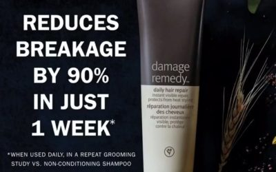 Visibly transform dull, damaged hair and bring it back to life with our #crueltyfree leave-in treatment for instant repair, #DamageRemedy Daily Hair Repair.___________________________#instahair #instabeauty #salon #hair #hairspiration #hairsalon #haircolor #hairstyles #hairstyling #haircut #carlsbad #sandiego #sandiegohair #carlsbadhair #aveda #avedacolor #avedaproducts #avedaartist #smellslikeaveda #crueltyfree #botanicals #knowwhatyouremadeof #avedamission #plazapaseoreal #repost @aveda