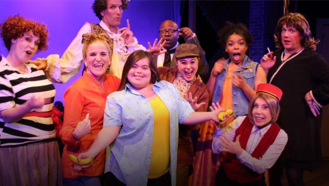Special needs actors thrive at New Village Arts
