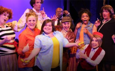 Special needs actors thrive at New Village Arts